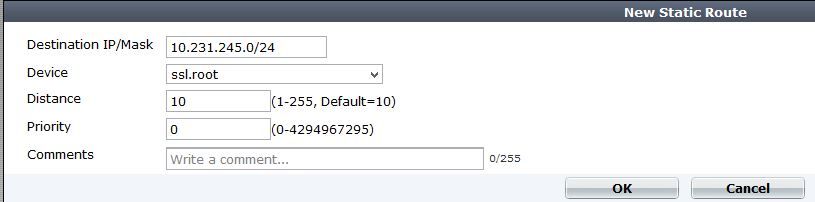 Fortigate Fortios 5 0 SSL VPN Configuration