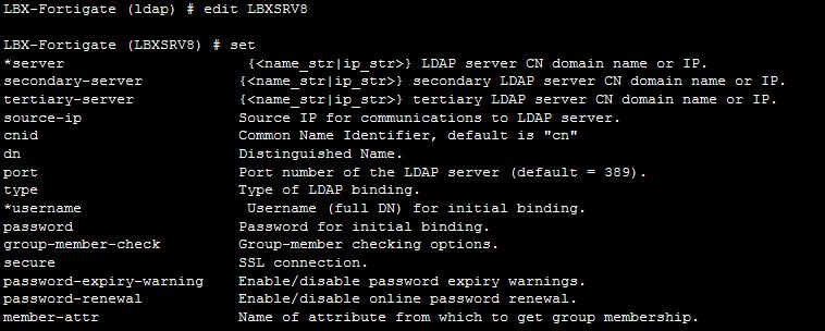 Fortigate SSL VPN Password expiration notification | TravelingPacket