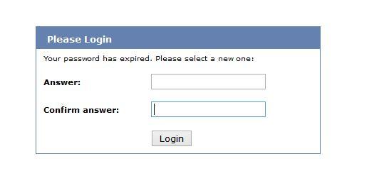 Fortigate SSL VPN Password expiration notification