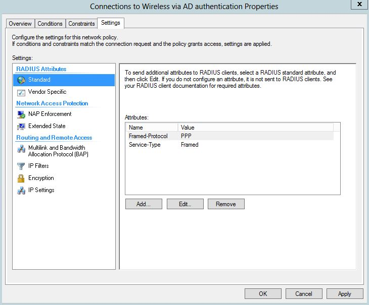 Using FortiGate Radius SSO with Windows NPS | Mirazon