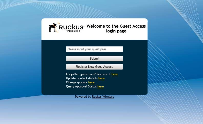Ruckus | TravelingPacket - A blog of network musings