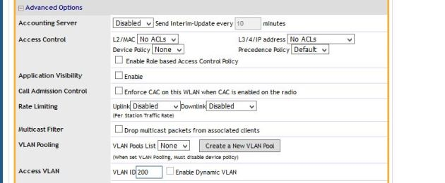 How to Create a VLAN for a Device Directly Connected to a FortiGate