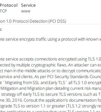 Run POODLE Vulnerability Scan on Kali Linux using NMAP – marktugbo com