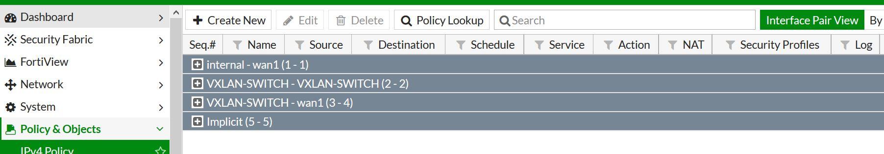 Fortigate VXLAN Encapsulation over IPSEC | TravelingPacket - A blog